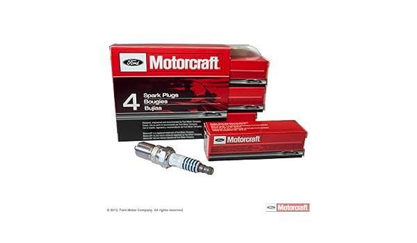 Motorcraft - Bujías con supresor CGSF22N de aleación de níquel (SP518A): Amazon.es: Coche y moto
