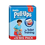 Best NUK Gifts For Baby Boys - Huggies Large Pull-Ups Boy Economy 22 per pack Review