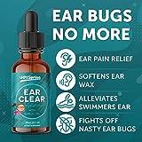 Garlic Ear Oil Drops - Ear Infection Drops for Kids