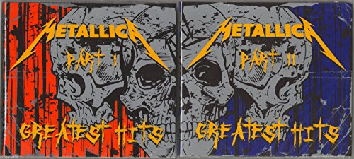 Metallica - Greatest Hits Parts 1 & 2 [4 CD Digipak]