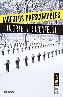 Muertos prescindibles par Hjorth