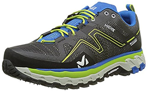 Electric de Unisex Multicolor 000 Rush Zapatillas Alpine Blue Adulto Grey Senderismo Millet XZzUx