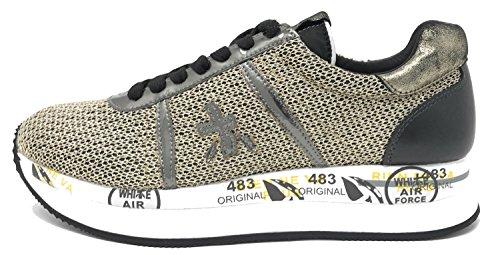 gold 2596 Sneaker Oro Premiata CONNY wEtxqWwrF