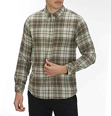 Hurley M Vedder Washed L/S Woven Camisas, Hombre, Jade Horizon/Camo, XXL: Amazon.es: Deportes y aire libre
