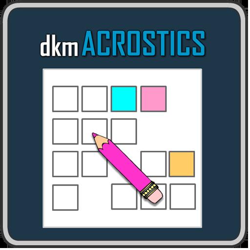 dkm-acrostics