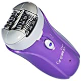 Emjoi Epilator Ap18r - Emjoi AP-18R Emagine Dual Opposed 72 Tweezer Head Epilator, Violet