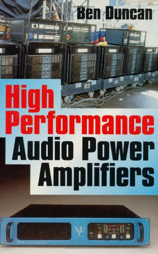High Performance Audio Power Amplifiers by Brand: Newnes