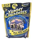 Arctic Paws 2-1/2-Pound Yummy Chummies Gold 95% Salmon Bulk treats, My Pet Supplies