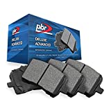 Front PBR Deluxe Advanced Brake Pads -Ceramic Brake Pad Compound 3551-1650-00