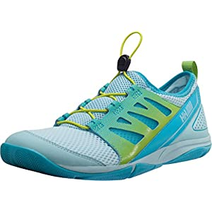 Helly Hansen Women's Aquapace 2 Water Shoe, Light Aqua/Aquamarine, 8 M US