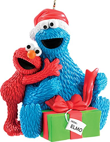 2015 Sesame Street Elmo with Cookie Monster