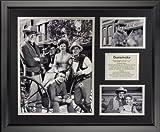 Gunsmoke 16'' x 20'' Framed Photo Collage by Legends Never Die, Inc.