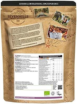 Sevenhills Wholefoods Semillas de Chia Crudas Orgánico (4kg)