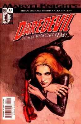 "Daredevil #61 ""Iron Man, Black Widow, Nick Fury & Madame Hydra Appearance"" PDF ePub fb2 book"