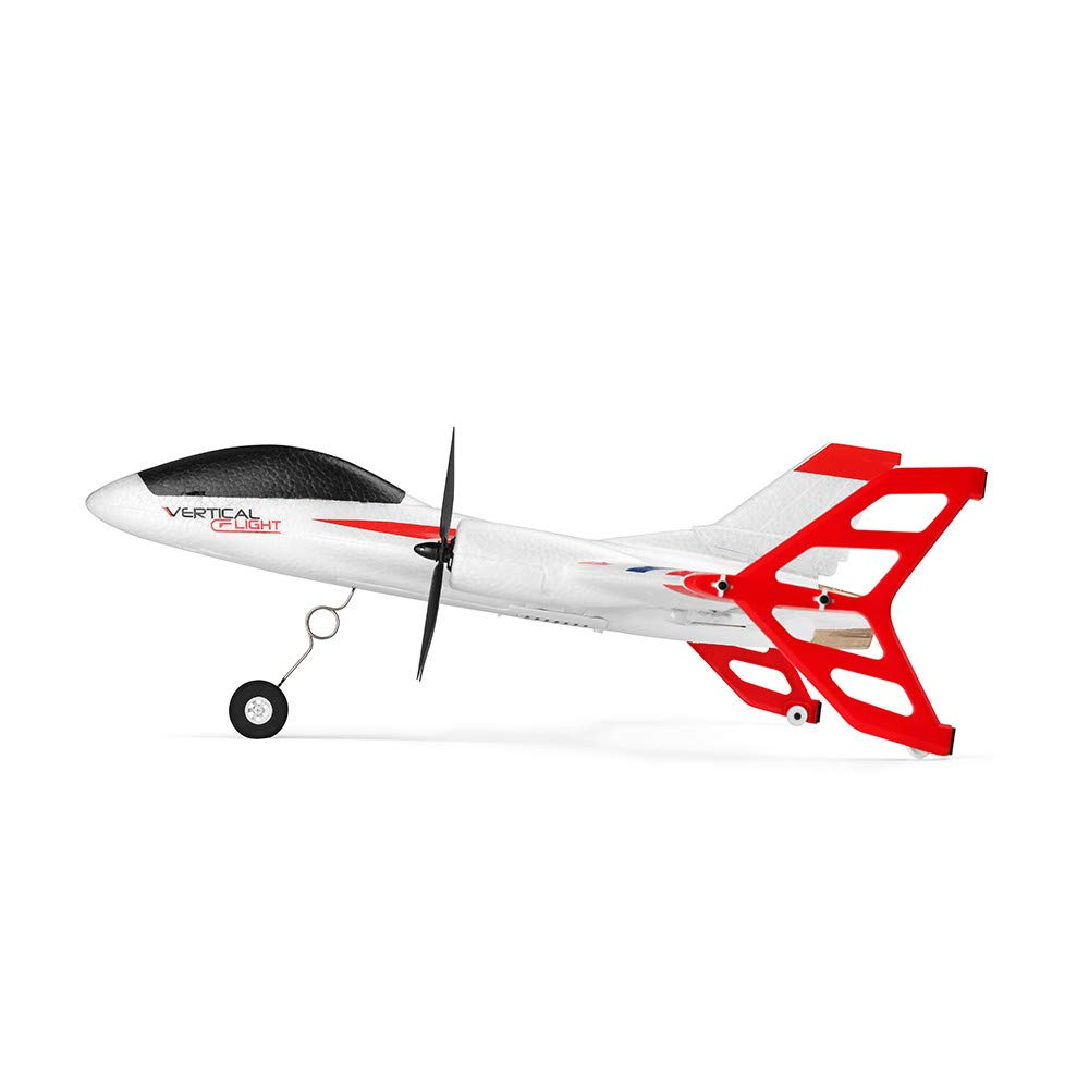 Hisoul XK X520 Glider 2.4G 6CH Switchable 3D/6G Mode Vertical Takeoff Land Delta Wing RC Airplane for Stabilized Flight Easy for Beginner - Shipped from USA (White) by Hisoul (Image #2)