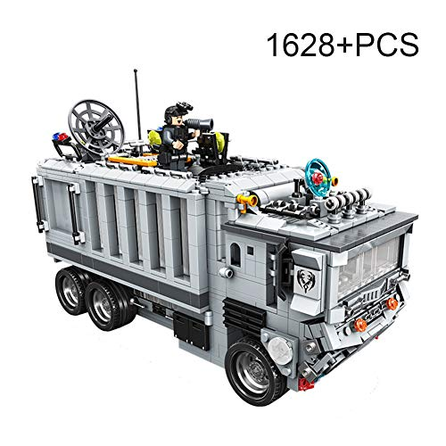 HLDX 1628+PCS Military Series Mobile Command Post Off-Road