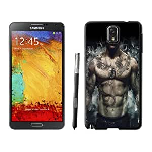 NEW Unique Custom Designed For Case HTC One M8 Cover Phone Case With Sleeping Dogs Video Game Tattooed Character_Black Phone Case