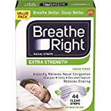 Breathe Right Extra Clear Drug-Free Nasal Strips