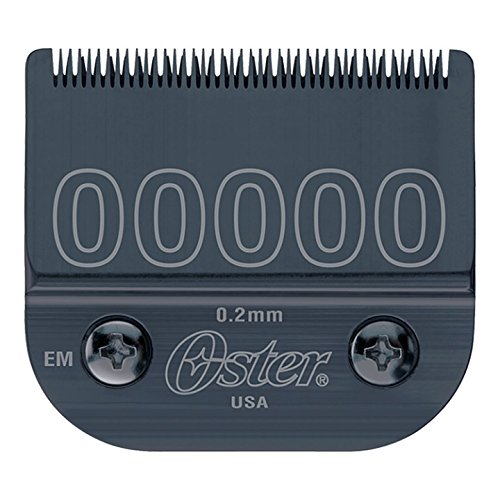 Oster Det. blade for titan & turbo77 - size 00000