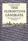 The Florentine Camerata 9780300039160