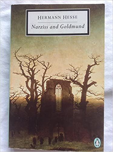 Book Narcissus and Goldmund
