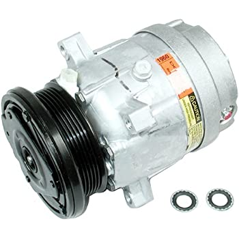 Delphi CS0057 Air Conditioning Compressor