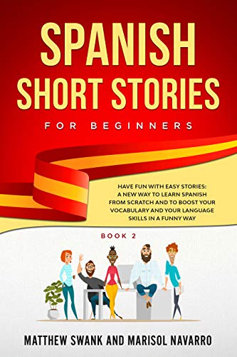 Are you looking for the most effective way to learn Spanish?      Reading to short stories can be a funny alternative to learn a language.   By reading a story in a foreign language, you are interacting with this language, expanding your vocabula...