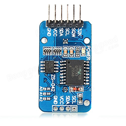 3Pcs DS3231 AT24C32 IIC Real Time Clock Module For - Arduino Compatible SCM & DIY Kits Module Board <br />