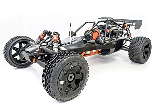 [Hot Sale! 1:5 Rovan 275A Gas Petrol Buggy RTR 27.5cc HPI Baja 5B SS King Motor Compatible] (Universal Nitro Starter Box)