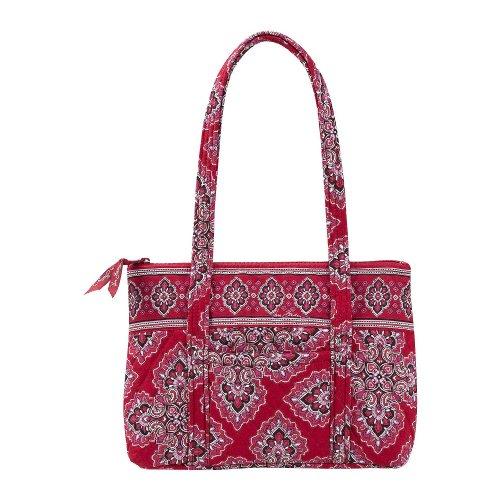Vera Bradley Little Betsy Bag Handbag Frankly Scarlet 243724480