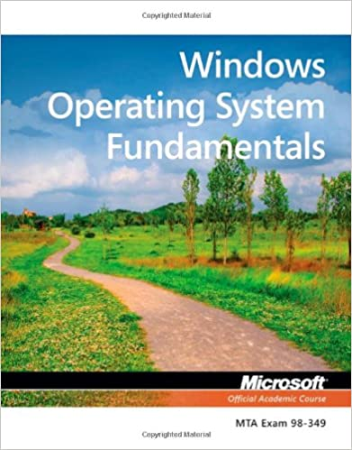 Exam 98 349 mta windows operating system fundamentals microsoft exam 98 349 mta windows operating system fundamentals 1st edition fandeluxe Image collections