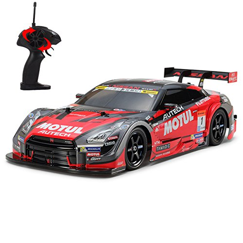 Toy, Play, Game, RC Car For GTR/Lexus 4WD Drift Racing Car Championship 2.4G Off Road Rockstar Radio Remote Control Vehicle Electronic Hobby Toys, Kids, Children