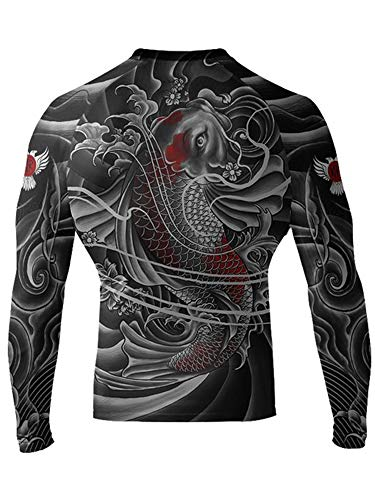 Raven Fightwear rash guard bjj 2019