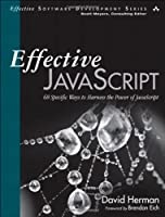 Effective JavaScript Front Cover