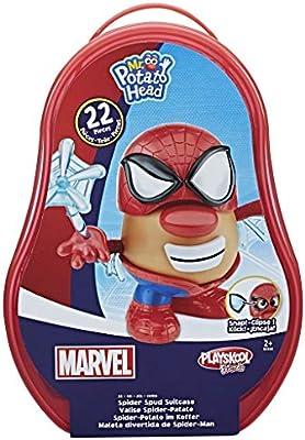 Potato Head - Mr Potato Maletín Spider-Man (Hasbro B9368EU4 ...