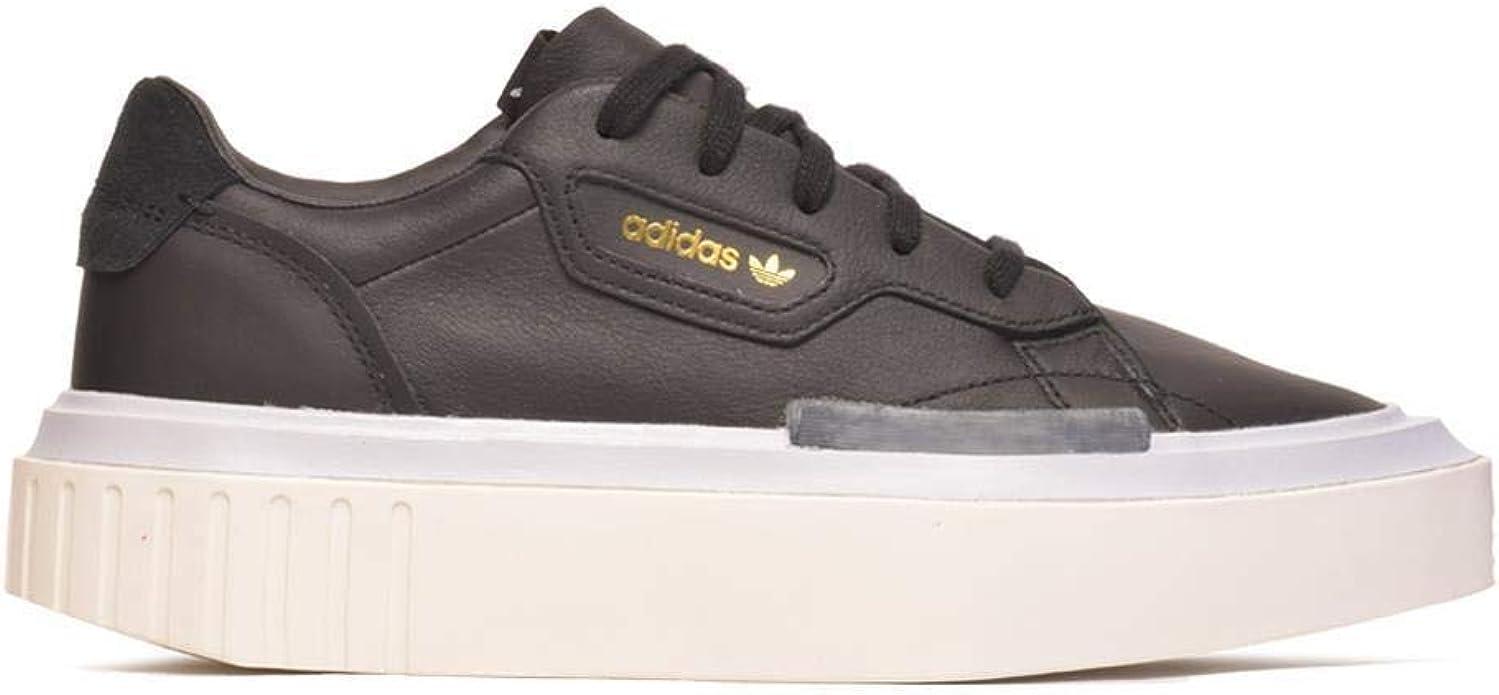 adidas Originals Hypersleek Femmes Baskets Noir: