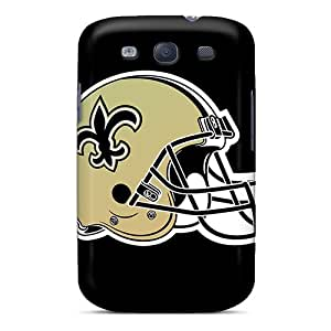 Quality BebitaDenicofa Cases Covers With New Orleans Saints Nice Appearance Compatible With Galaxy S3