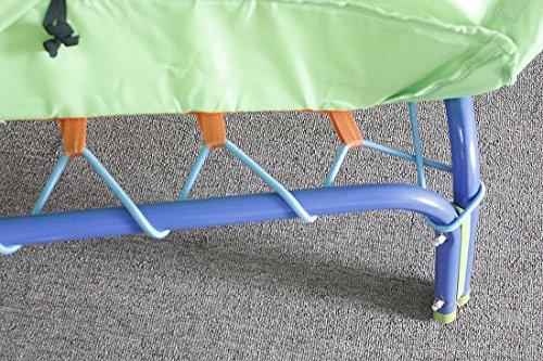 Hlc Safety Folding Toddler Swing 32 Padded Trampoline