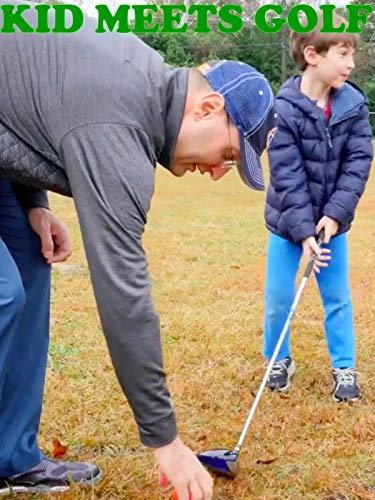 - Clip: Kid Meets Golf