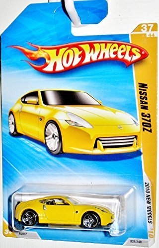 Hot Wheels 2010 New Models, Nissan 370Z. 1:64 Scale. by Mattel