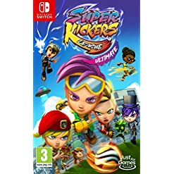 Super Kickers League Ultimate (Switch) (Nintendo Switch)