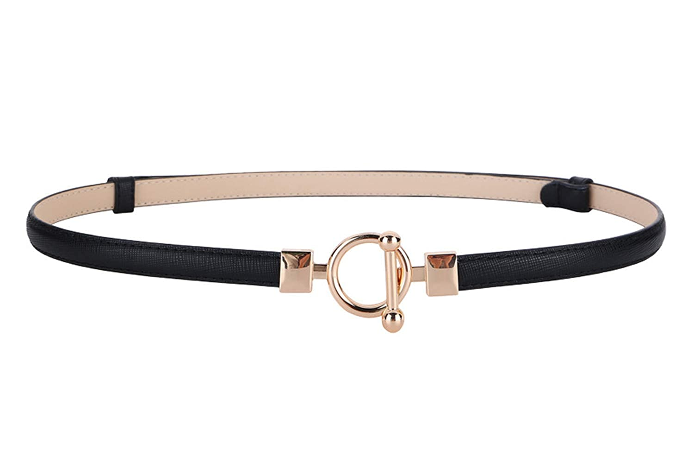 Aivtalk Cintura Donna Elegante Accessori Donna Cintura Cuoio
