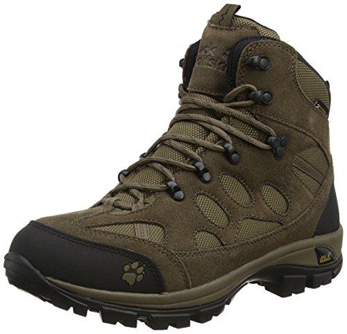 Jack Wolfskin All Terrain 7 Mid Texapore - Calzado Hombre - gris 2016 siltstone