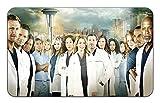 Grey's Anatomy TV Show Stylish Playmat Mousepad (24 x 14) Inches [PM] TV Greys Anatomy-42