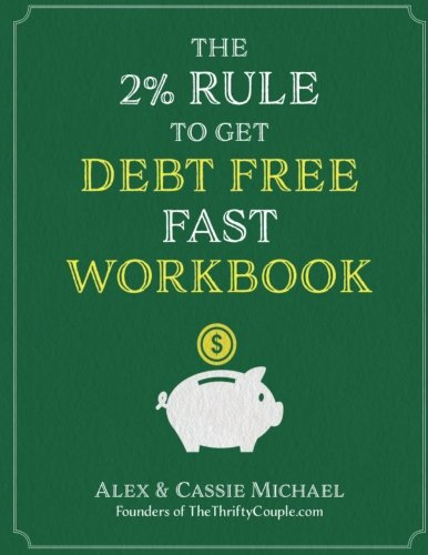 The 2% Rule To Get Debt Free Fast Workbook