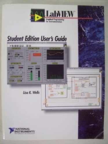 labview student edition user s guide 9780132106832 computer rh amazon com