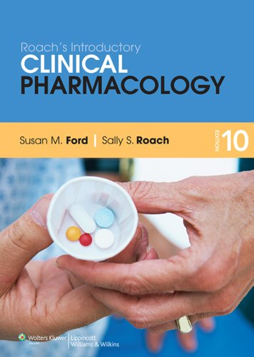 Roach's Introductory Clinical Pharmacology Pdf