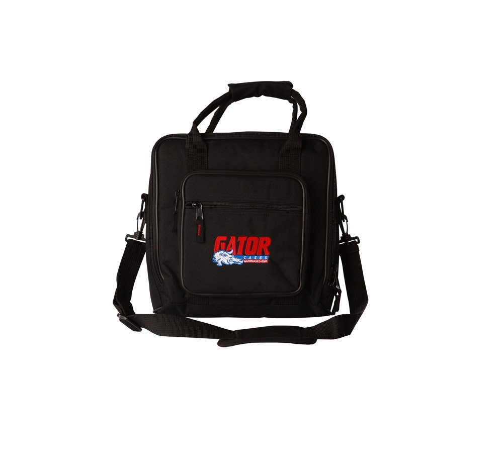 Gator G-MIX-B 1212 Padded Nylon Equipment Bag (12'' x 11.75'' x 5.5'') by Gator