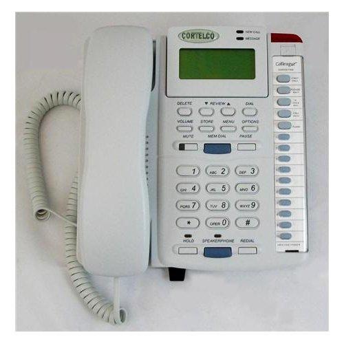 - Cortelco 220021-Tp2-27e Colleague W/ Cid - Frost
