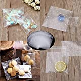 Self Adhesive Candy Bag Cellophane Cookie Bags